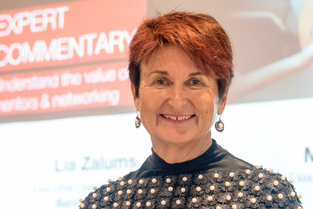 Founder and Director, Lia Zalums - ZedAxis Leadership Consultancy